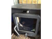 Wood burning / multi fuel stoves job lot.