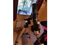 Fantastic telescope very rare and very expensive, perfect present for the whole family