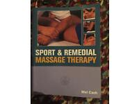 Sports & Remedial Massages Books