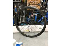 Giant disc SLR1 42mm depth carbon rear wheel