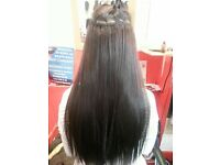 Hair Extension Weaves/Sewn in Hair extensions £15 per row!!!!