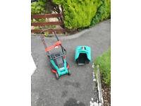 Bosch Electric Lawnmower Rotak 370