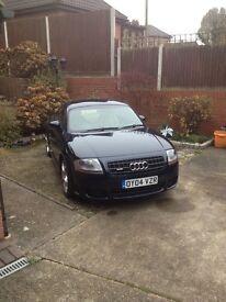 Audi TT 3.2 auto