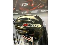 (Used) Callaway X-Hot 10.5* Driver With Headcover