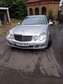 Mercedes E220 cdi 2008
