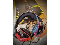Corsair Gaming VOID Surround Analog 3.5 mm USB Dolby 7.1 Headphones
