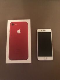 iPhone 7 Product Red (limited edition)