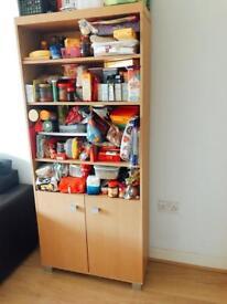 Wooden Bookshelves~CupBoards~Multifunctional Wardrobes~Adjustable shelves
