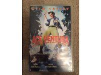 Ace Ventura - When Nature Calls Big Box Ex Rental VHS Video
