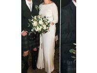 'Clara' by Elizabeth Stewart Wedding Gown for sale