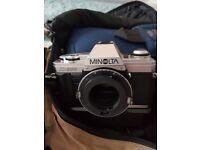 Minolta x300 camera and accessories