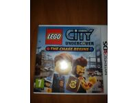 Lego City undercover The Case Begins nintendo 3DS
