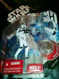 Collector's edition Star wars Stormtrooper. £15.00 OVNO.