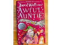 David Walliams Children book