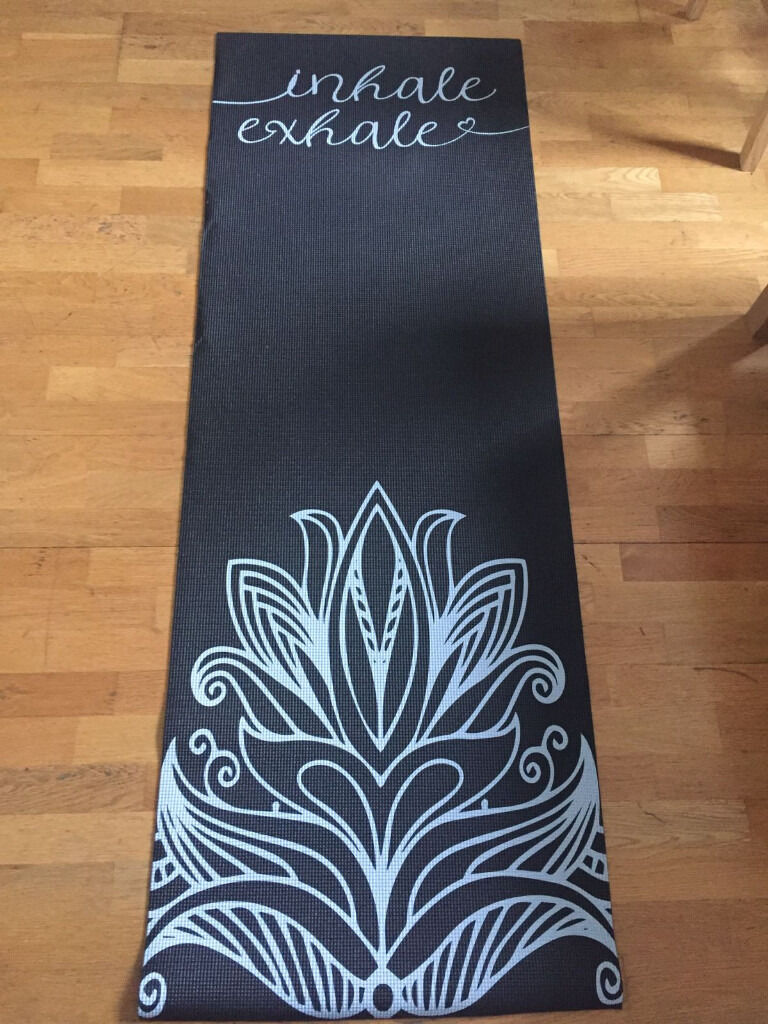 Fitness matin Haringey, LondonGumtree - Fitness and yoga proffesional mat. The mat is new. Please contact with me by SMS or mail for more info