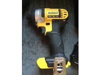Dewalt 18v impact driver & 1 battery