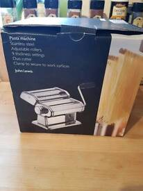 Pasta Machine in box. John Lewis
