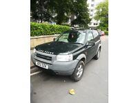 Land rover Freelander diesel fuel 1.9 engine cc start drive good tow bar qwick sale urgent sale call