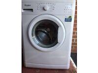 Whirlpool Washing Mahine, White