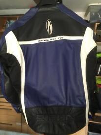 Richa leather motorcycle jacket