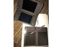 Nintendo DS XL AND A DSi in excellent condition