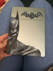 Batman Arkham origins 360 game