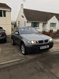 BMW X3 2.5i SE AUTO