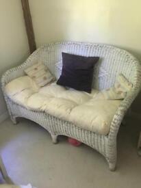 Wicka sofa