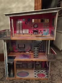 Early Learning learning Centre dolls house