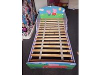 Peppa Toddler bed
