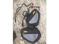 Ktm 990 Panners and brackets