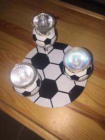 Football light fixture