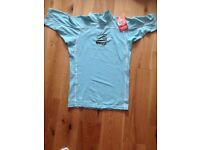 Reef t shirt XL UPF50 protection