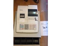 SAMSUNG ER-290 ELECTRONIC CASH REGISTER SAM4S