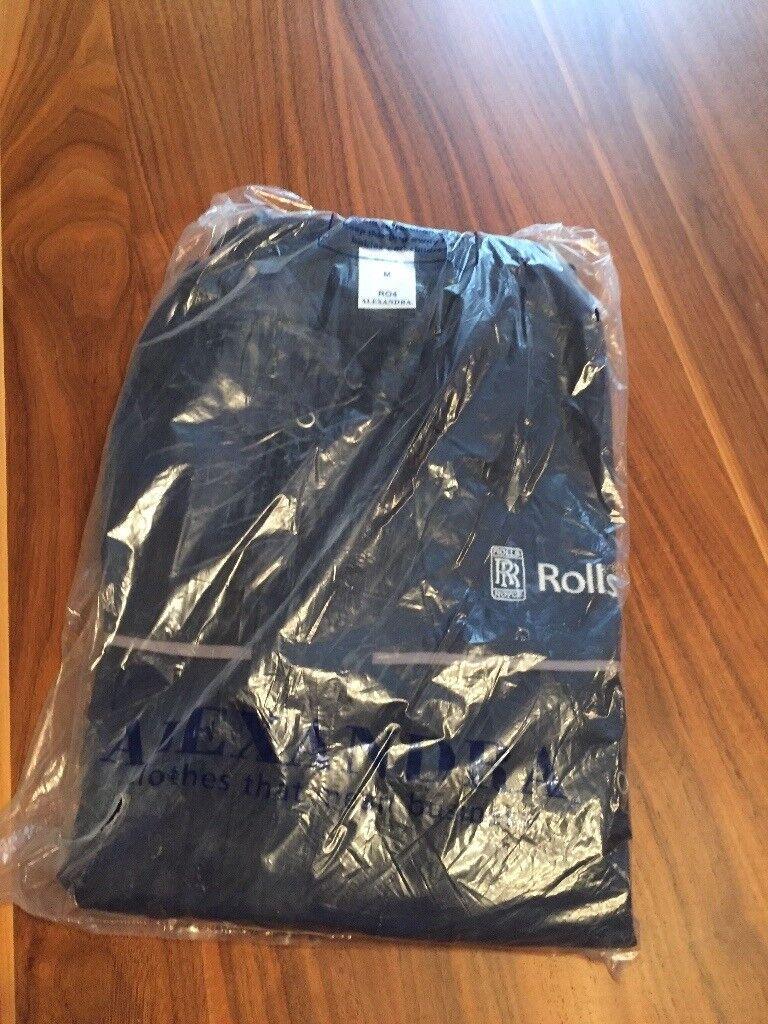 Rolls Royce workwear jerkin