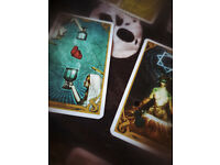 Online Intuitive Tarot Readings