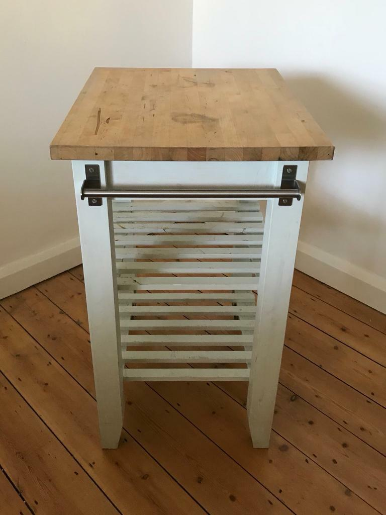 Butchers block / trolley / kitchen island