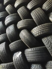 """TYRE KING """"""""All sizes in stock"""""""" NEW AND PARTWORN"""