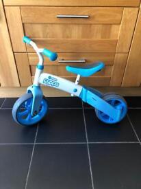 Velo Flippa Trike and Balance Bike