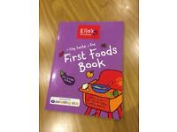 First Foods Book