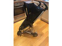 Quinny Zapp Stroller with Over Shoulder Carrier Bag
