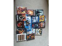 Bluray and DVD bundle