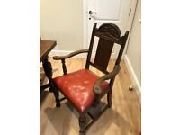 8 chair & dining table