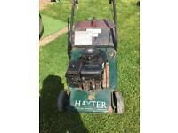 Hayter hobby 41 mower