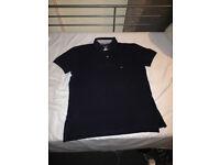 Tommy Hilfiger polo shirt navy blue