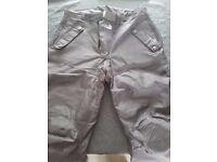 TUZO motorbike textile trousers