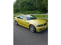 Low mileage unabused E46 M3