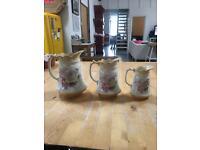 Set of jugs