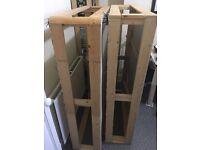 broken bed frame / fire wood!
