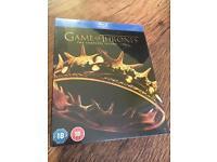 Game of Thrones season two box set